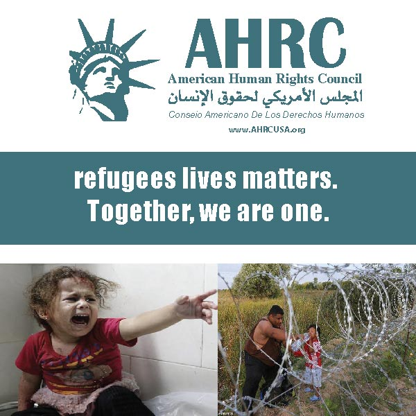 AHRC observes World Refugee Day (June 20) with renewed commitment to advance human rights