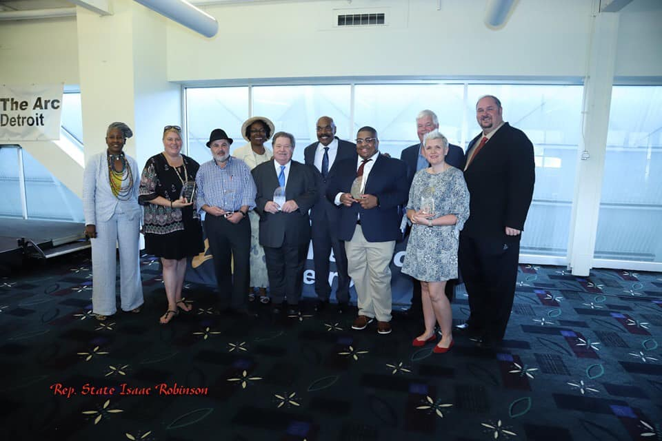 AHRC honored by The Arc Detroit: