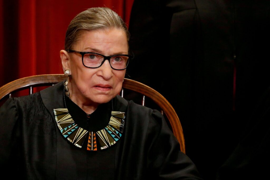 AHRC Deeply Mourns the Death of US Supreme Court Justice Ruth Bader Ginsburg