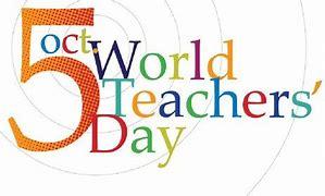 AHRC Salutes Teachers on World Teachers' Day (October 5):