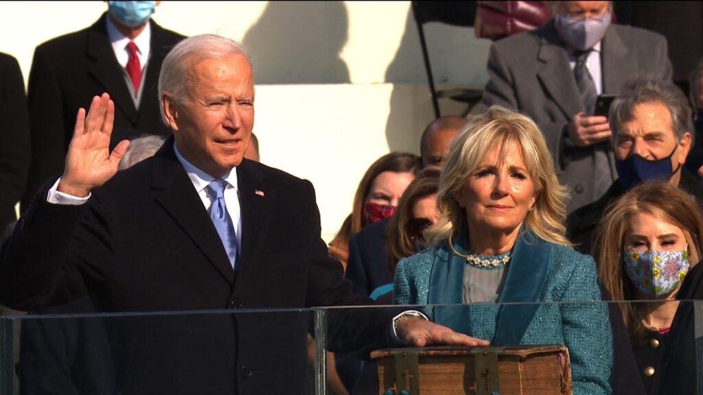AHRC Congratulates Joseph Biden on Being Sworn in as America's 46th President