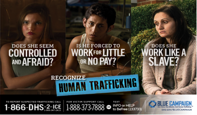 DHS Releases New Resources to Combat Human Trafficking on World Day Against Trafficking in Persons